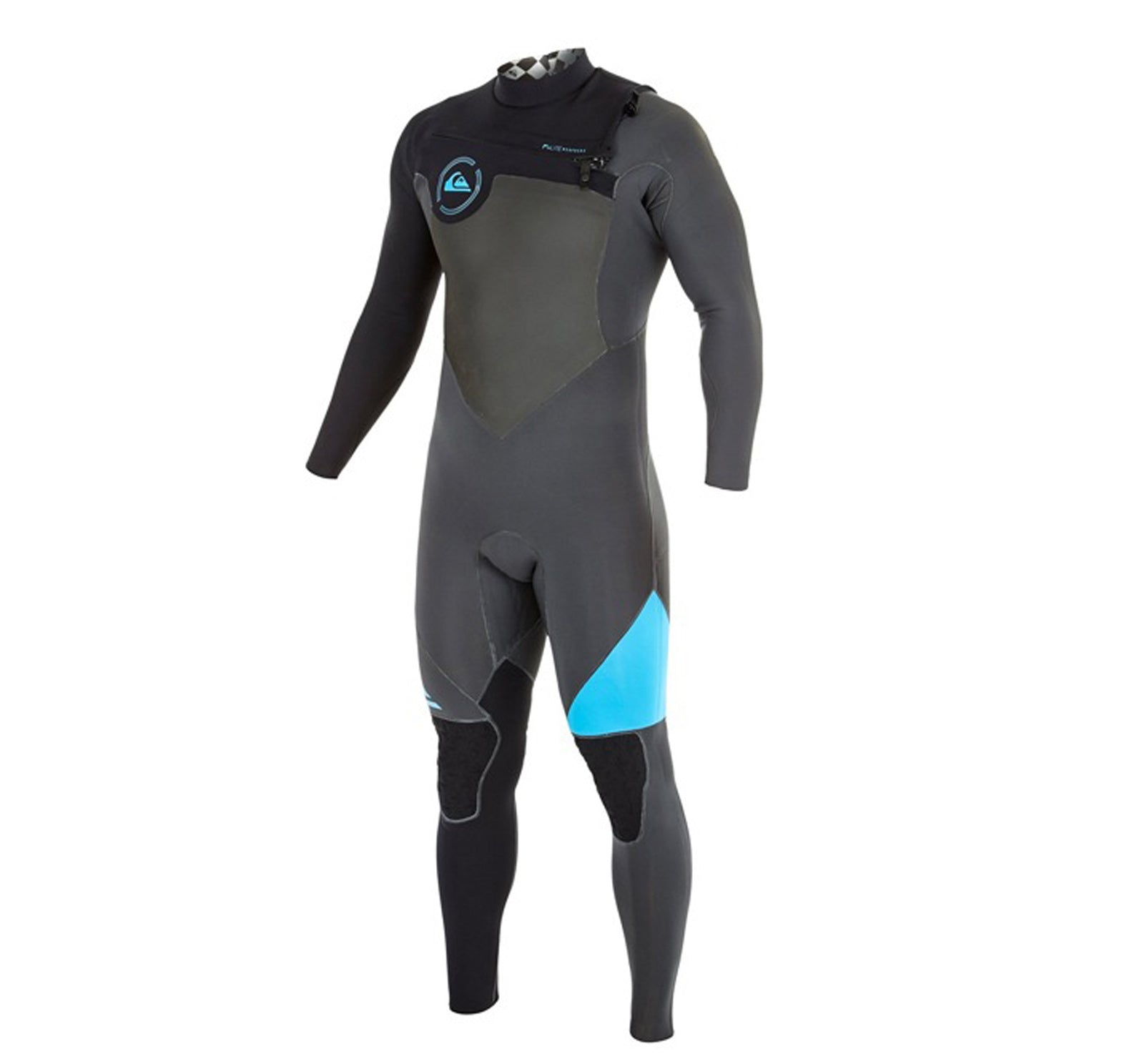 Quiksilver AG47 Performance Chest Zip 3/2 mm Men's Fullsuit