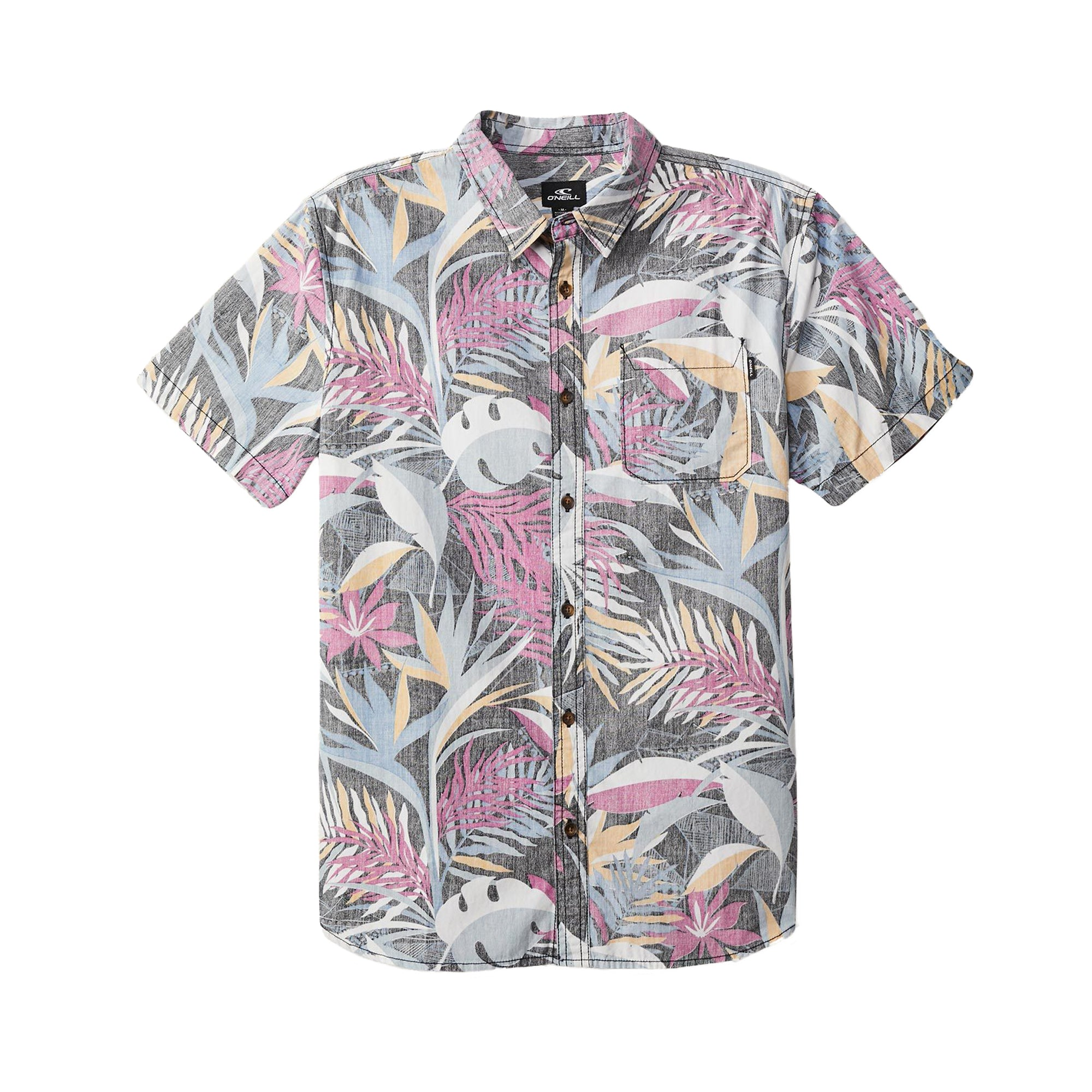 O'Neill Sessions Boys S/S Shirt