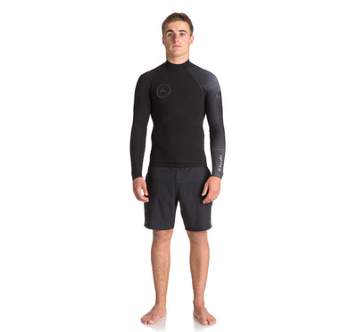 Quiksilver Highline Series 2mm Men's L/S Wetsuit Top