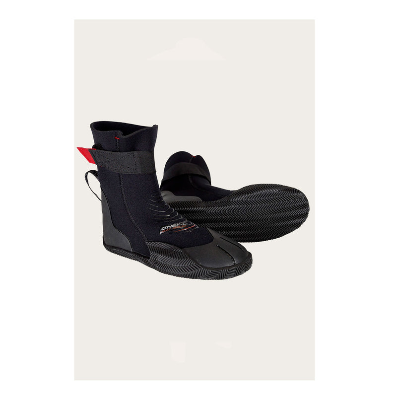 O'Neill Youth Heat 3mm Round Toe Wetsuit Booties