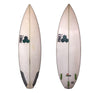 Channel Islands T-Low 5'8 x 18 3/8 x 2 3/16 23.9L Used Surfboard