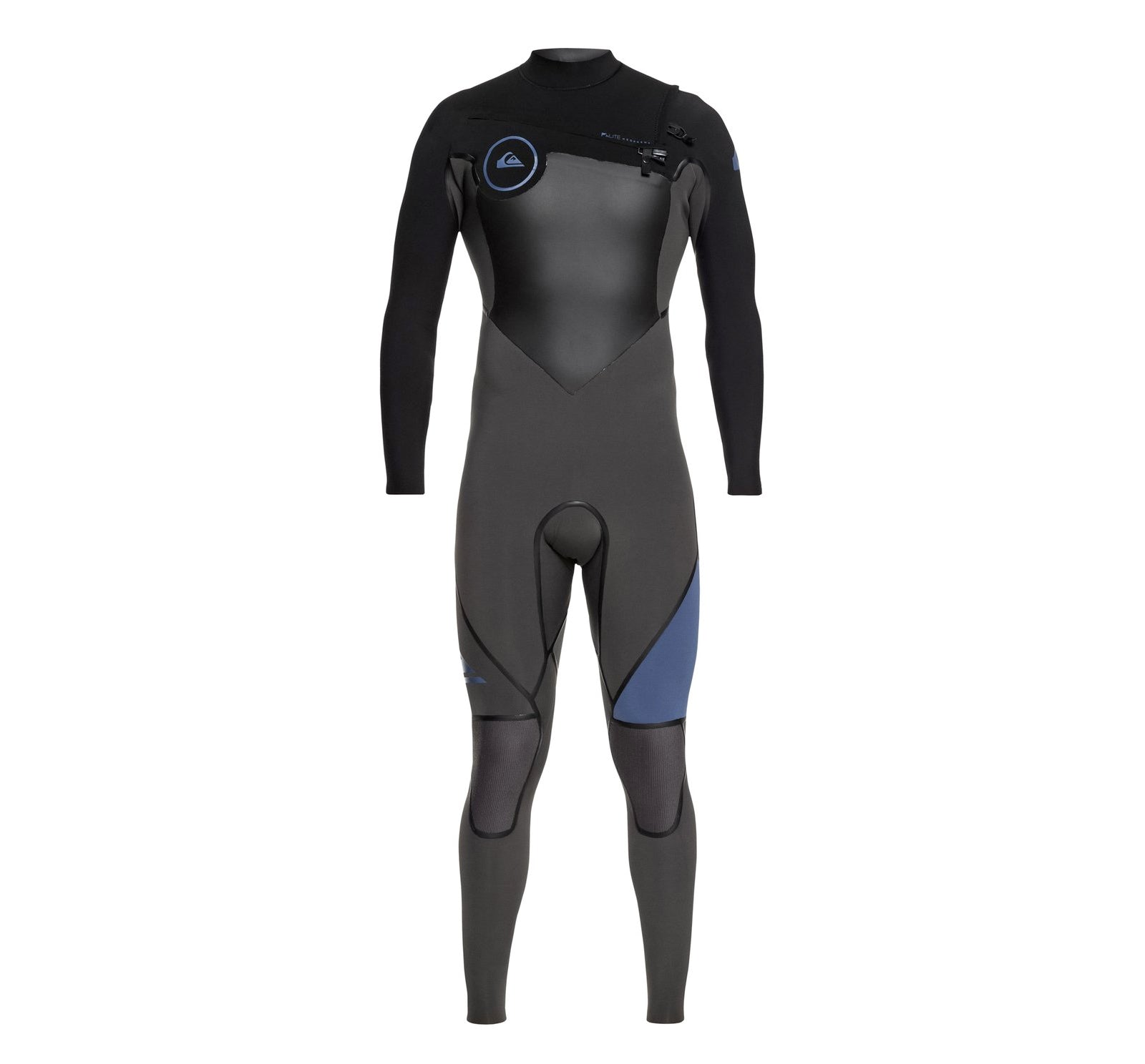 Quiksilver Syncro Plus Chest Zip 4/3 Men's L/S Fullsuit Wetsuit