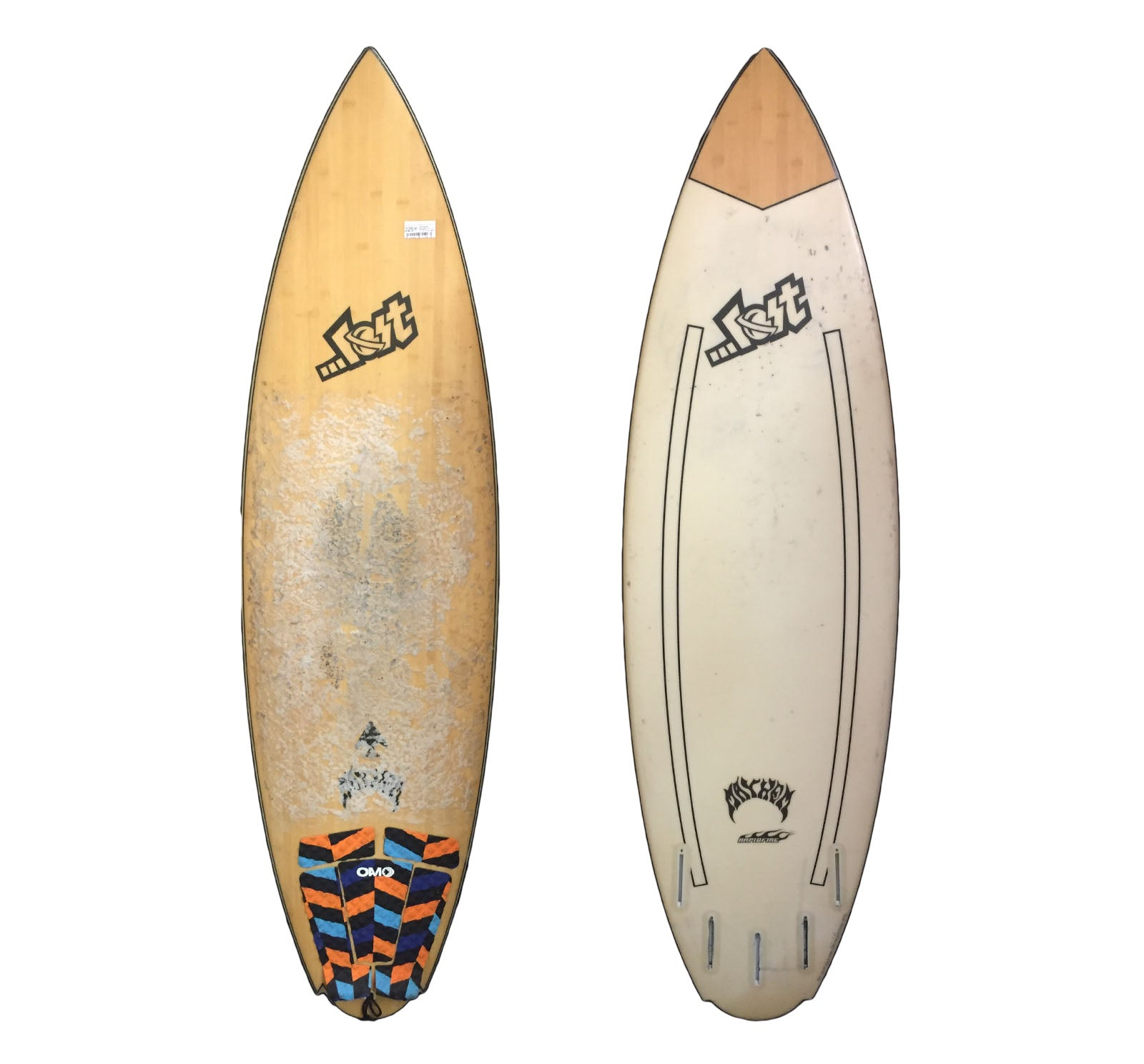 Lost Stealth 5'10 Used Surfboard