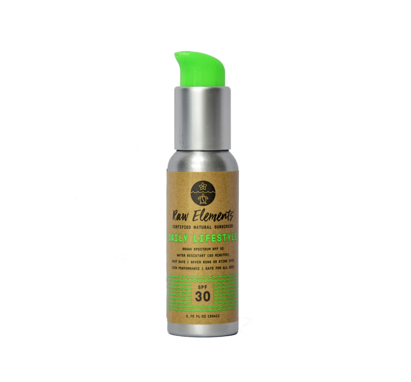 Raw Elements Daily Lifestyle SPF 30 Sunscreen Serum