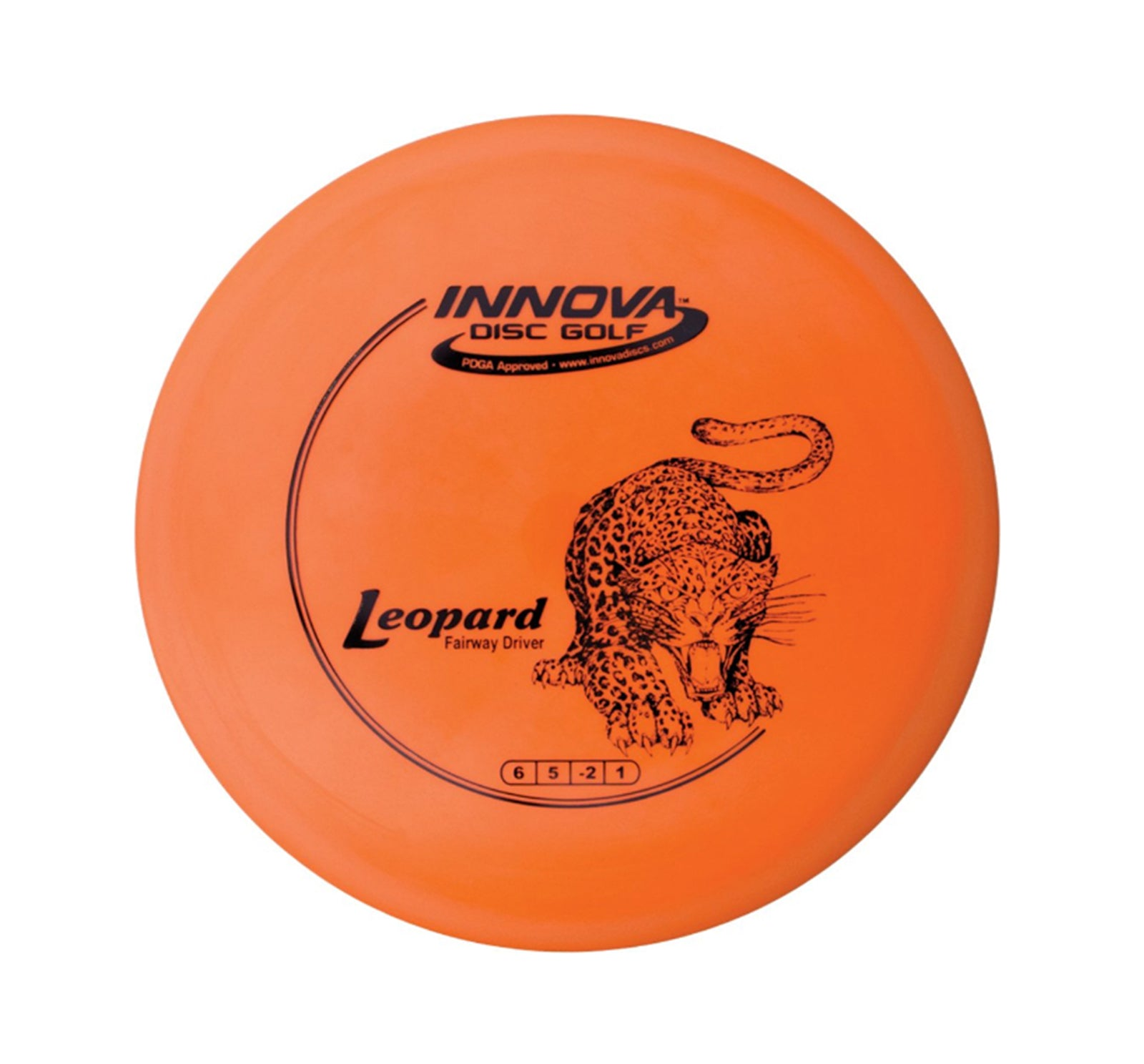 Innova DX Leopard Golf Disc