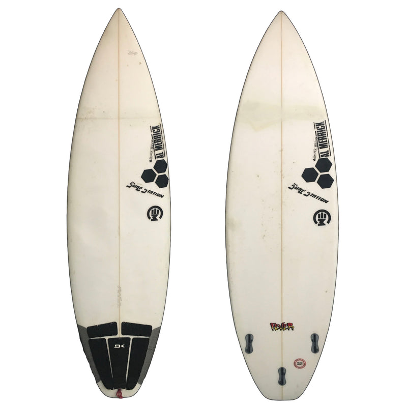 Channel Islands Fever 6'0 Used Surfboard
