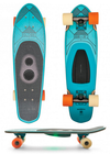 Globe GSB Blazer 26'' Complete Skateboard (With Built in Bluetooth Speaker) - Blue
