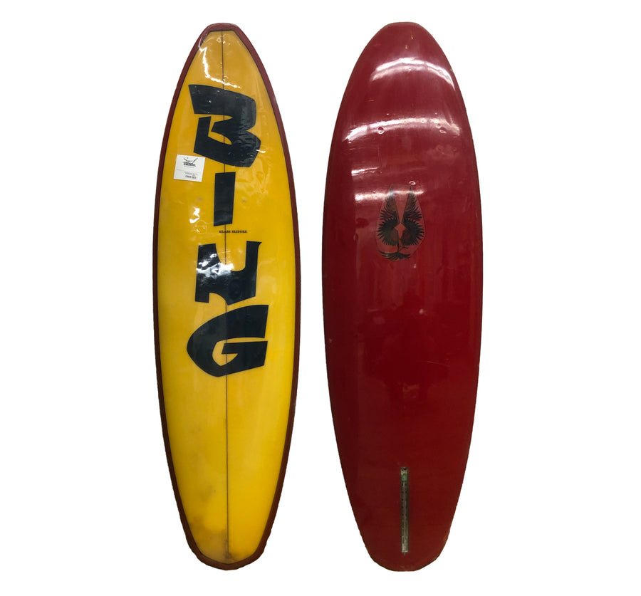 Collector Surfboards Vintage Rare Autographed Pro Surfboards