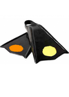 Mike Stewart Viper Orange/Yellow Dot Swim Fins