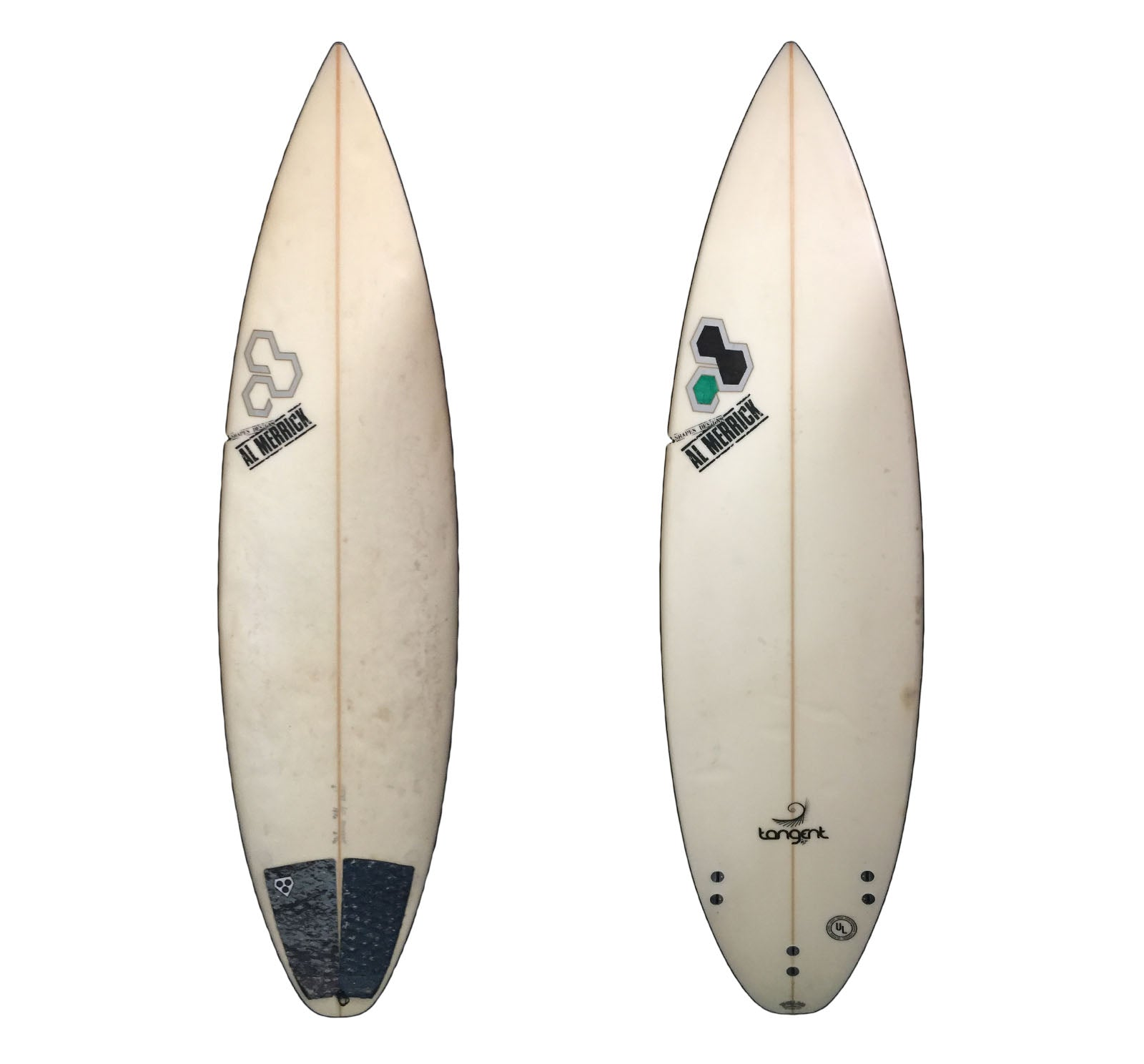 Channel Islands Tangent 6'1 Used Surfboard