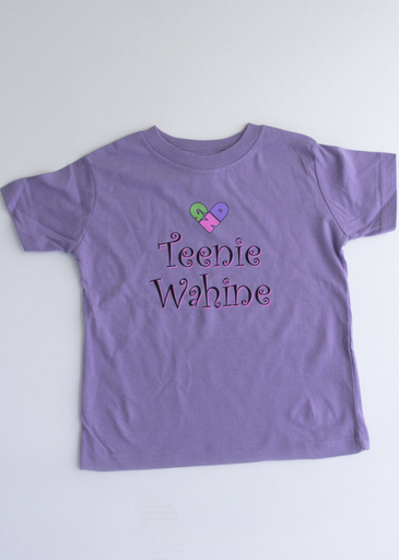 Girl Next Door Teenie Wahine Toddler S/S T-Shirt