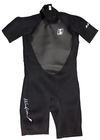 Surf Station 2mm Men's S/S Springsuit Wetsuit