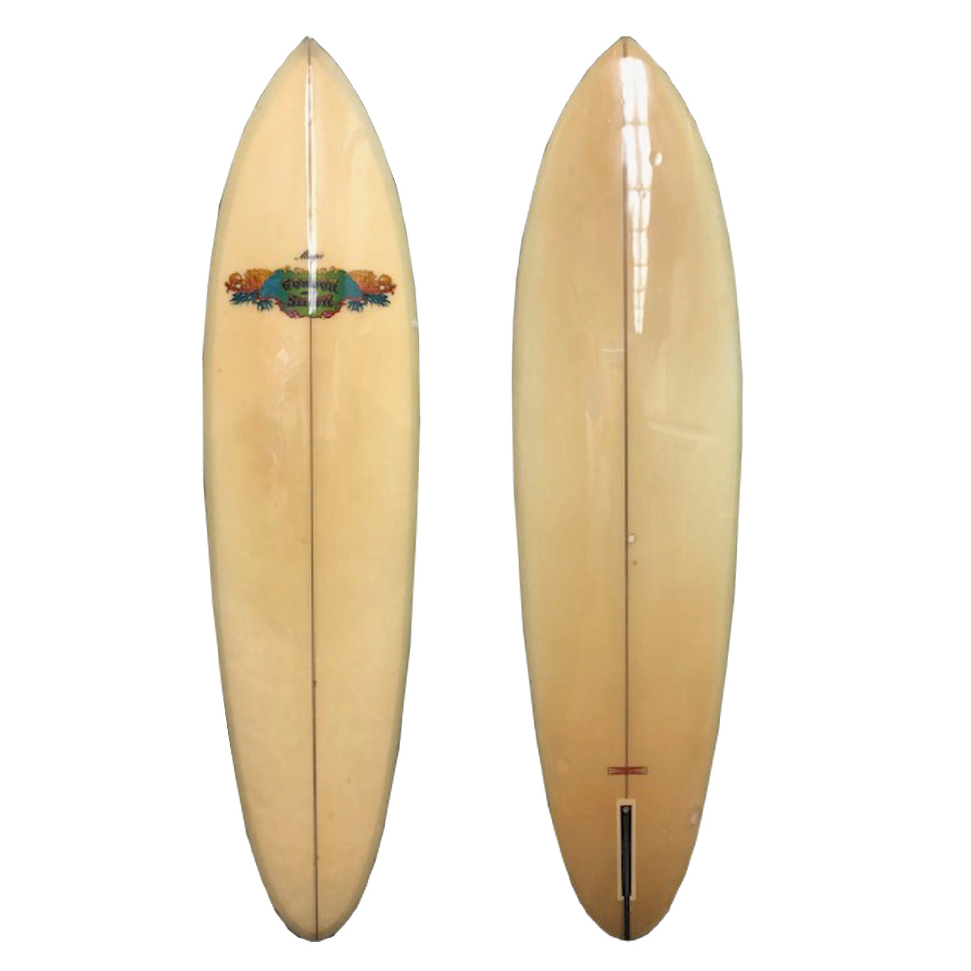 Gordon and Smith Magic Model 7'8 Collector Surfboard