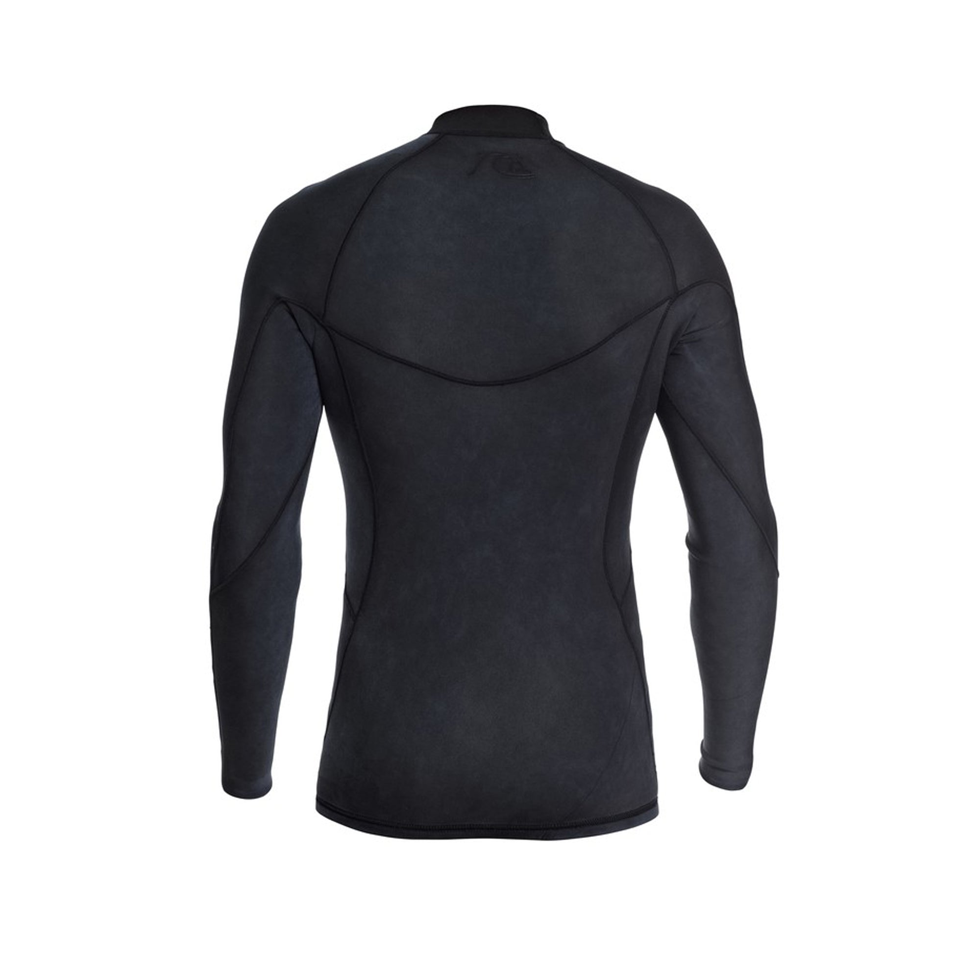Quiksilver 1.5mm Highline Limited Monochrome Long Sleeve Neoprene Surf Top Black