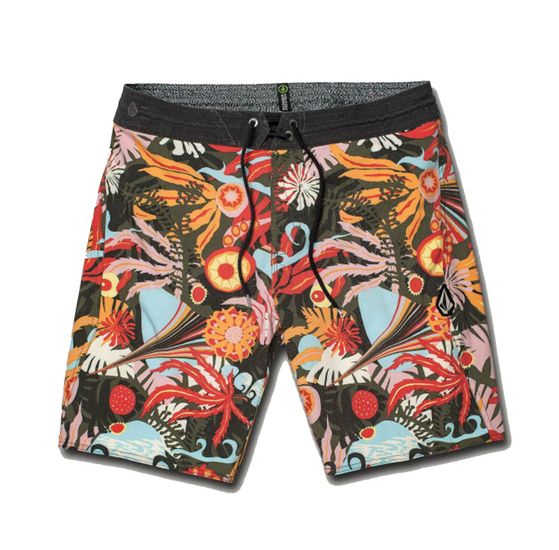 "Volcom Tripped Stoney 19"" Men's Boardshorts"