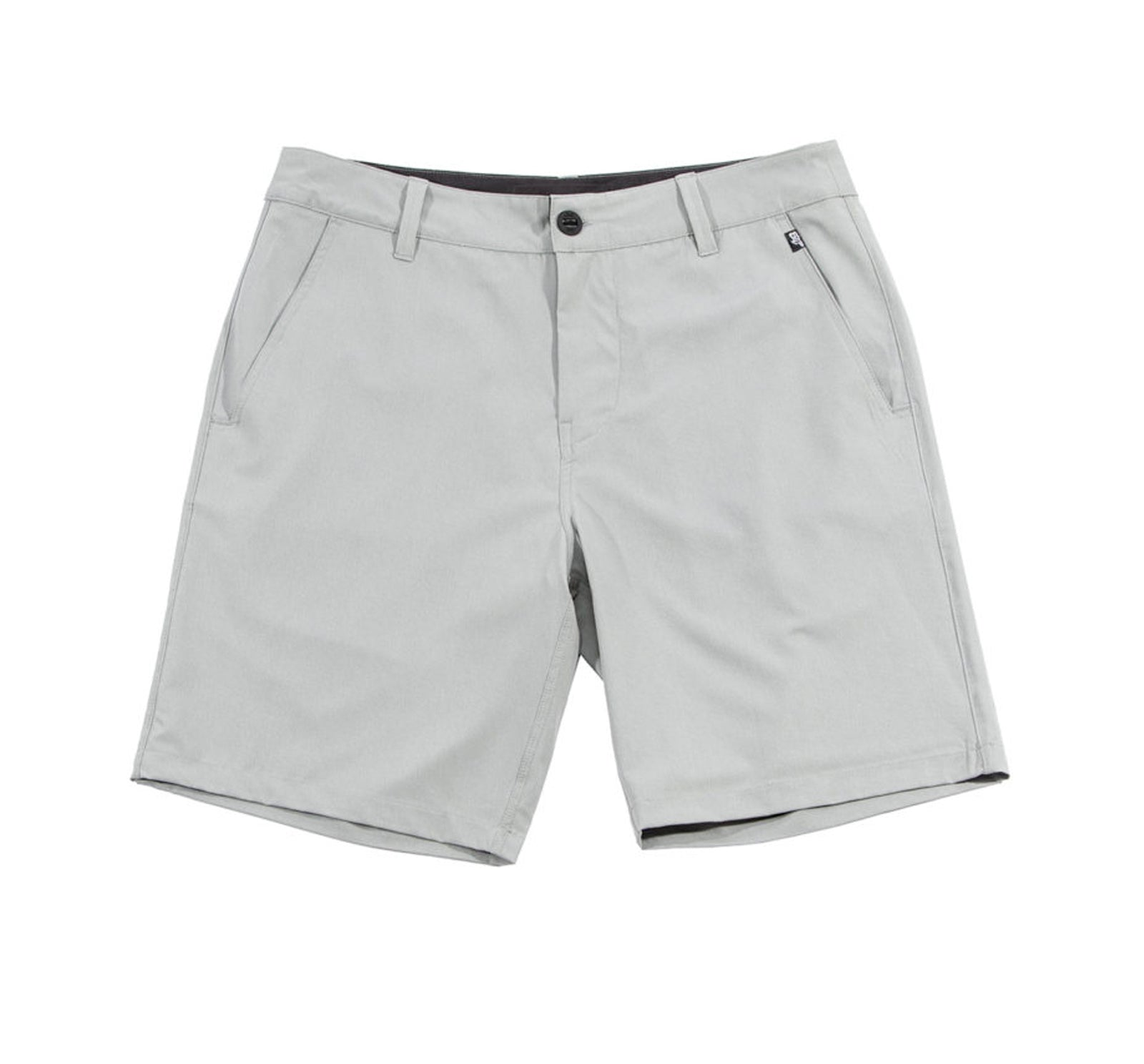 "Lost Master Hybrid Men's 19"" Walkshort grey"