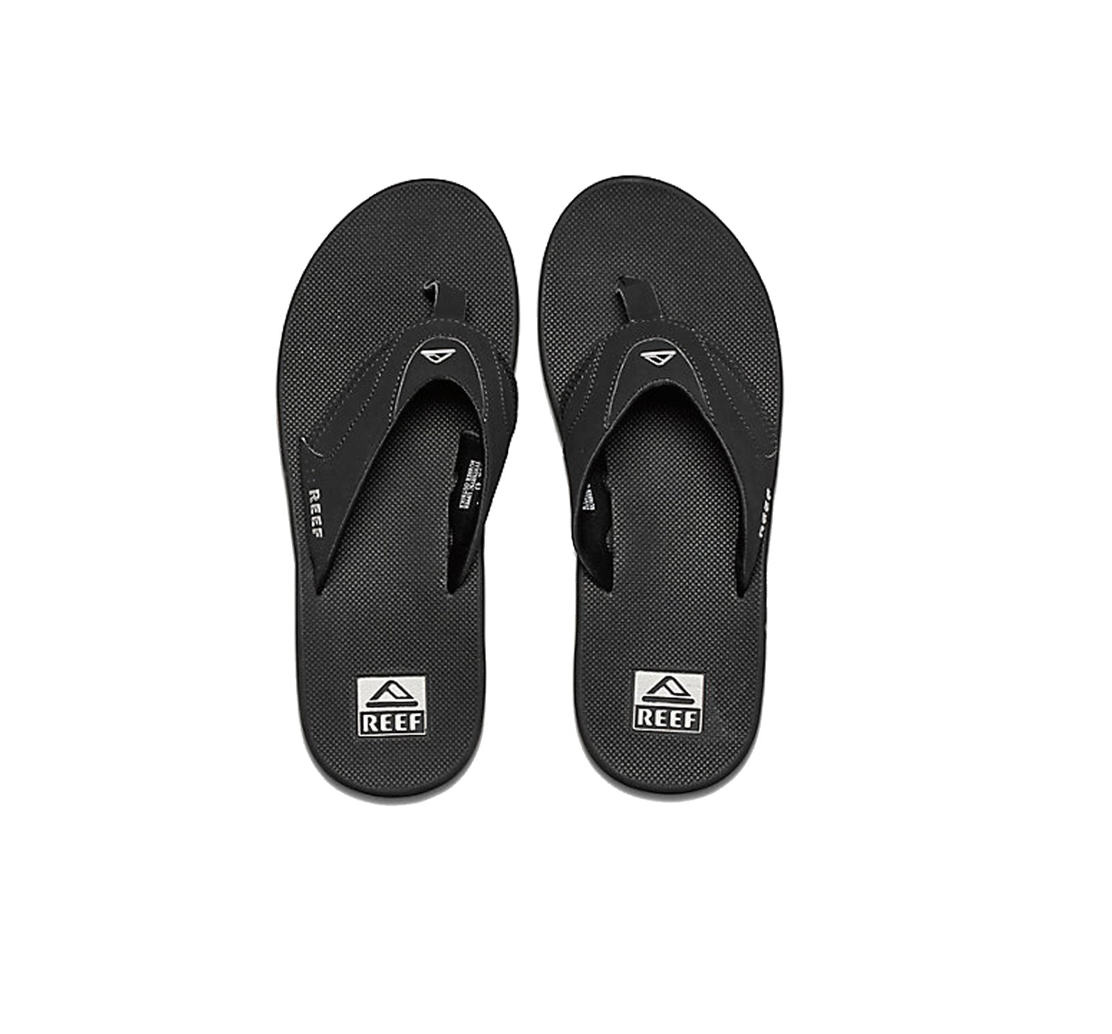 Reef Fanning Men's Sandals - Black/Silver
