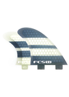 FCS V2 PC Medium Tri-Quad Fin Set