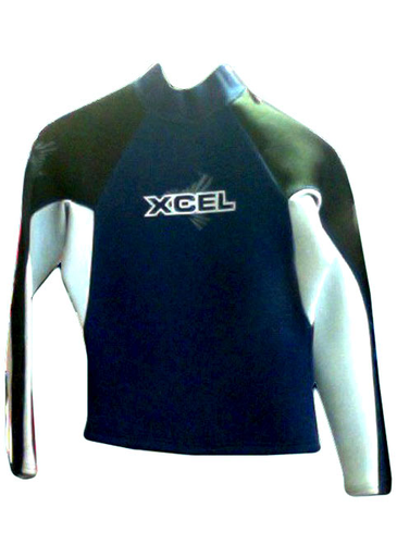 Xcel Xcelerator Ultraflex 2mm 2007 Men's Wetsuit Jacket