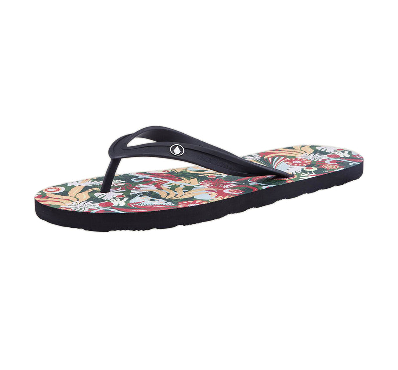 Volcom Rocker 2 Men's Sandals - Floral/Black