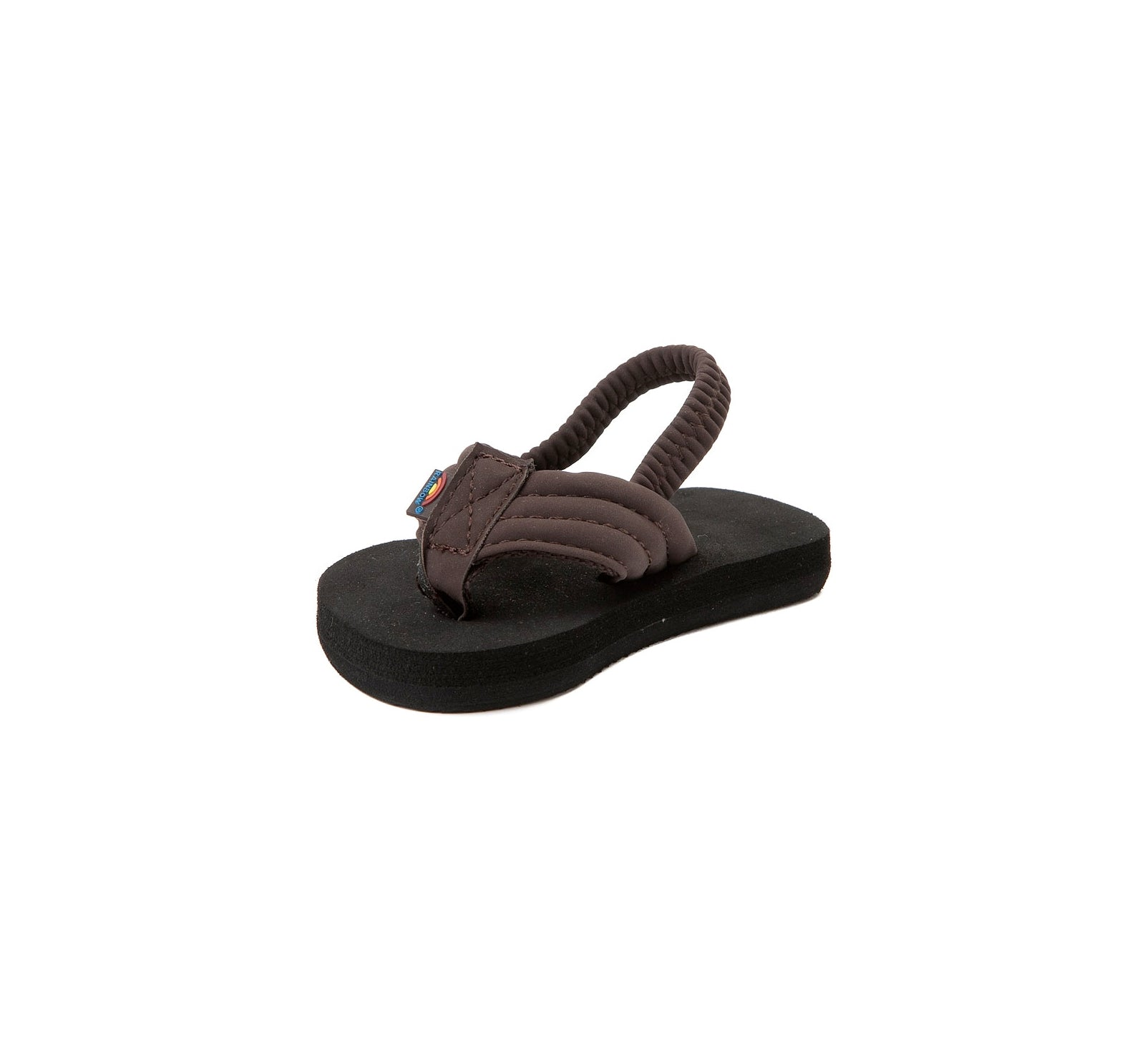 Rainbow Grombows Youth Boy's Sandals - Back Strap