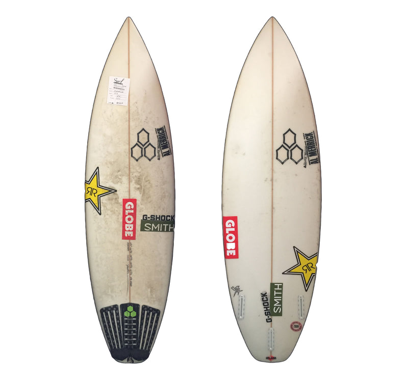 Channel Islands 1/4 Mod 5'9 Used Surfboard