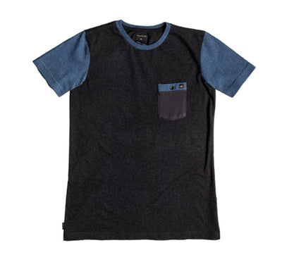 Quiksilver Baysic Pocket Men's S/S T-Shirt