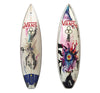 Channel Islands Fever 5'11 x 18 3/4 x 2 3/8 Used Surfboard (Custom For Dane Reynolds)