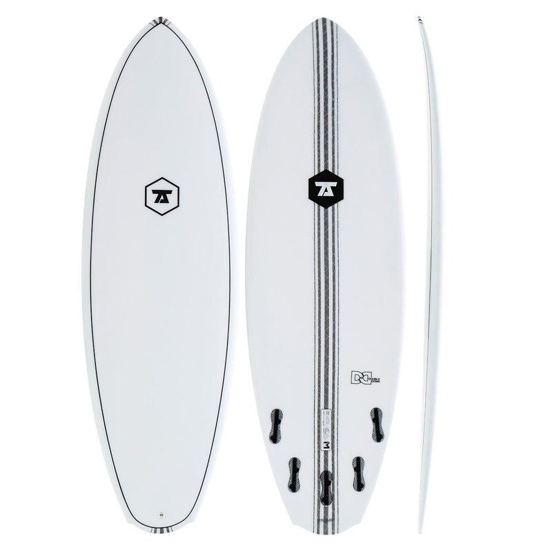 7S Double Down Discount Surfboard - IM