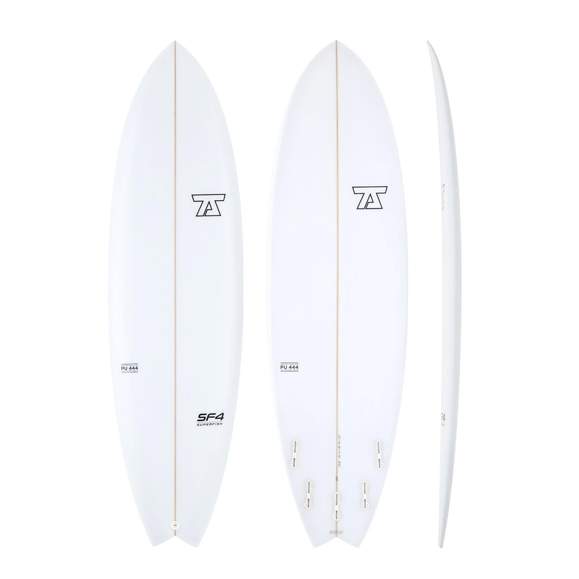 7S SuperFish 4 Surfboard - PU