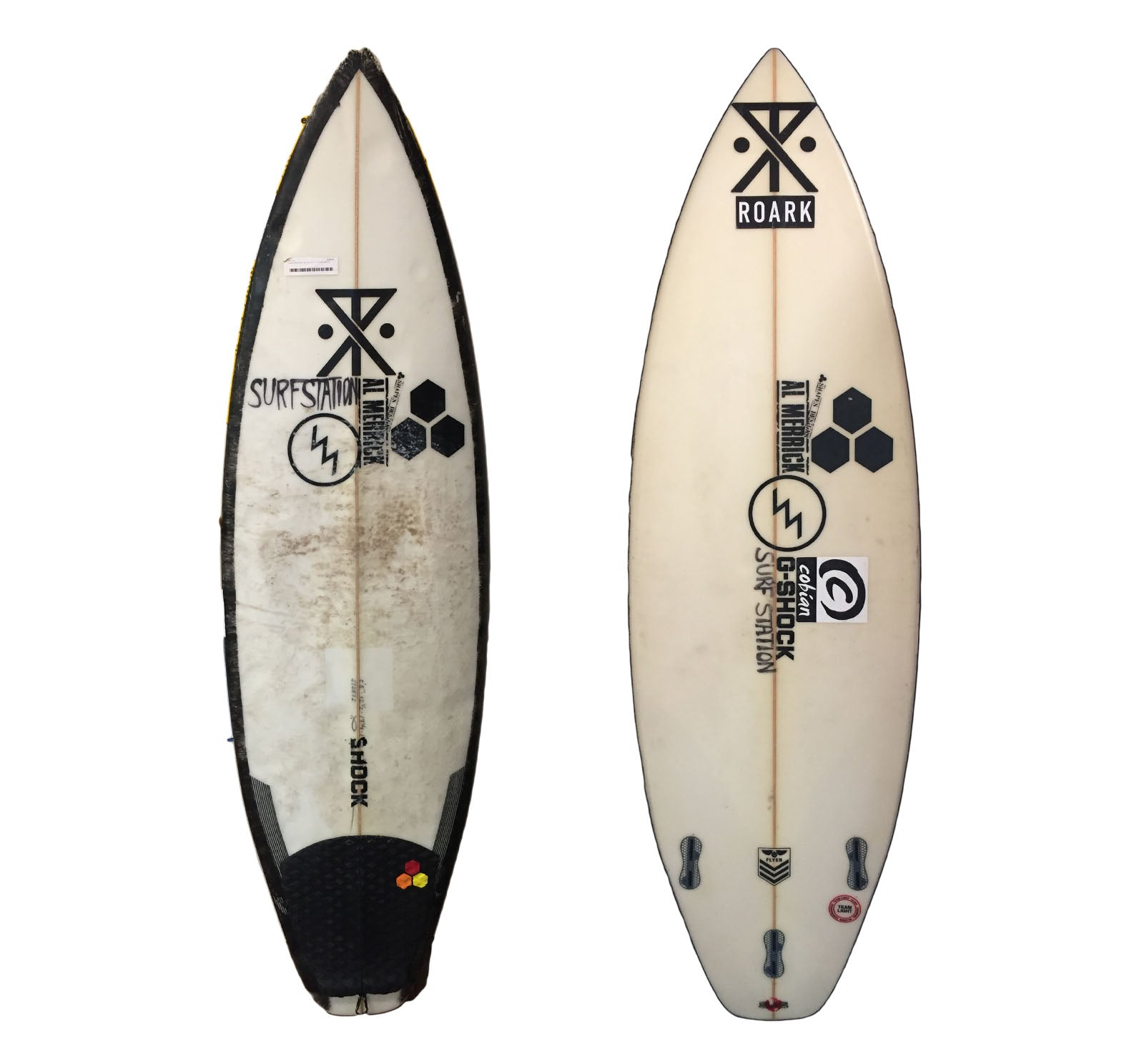 Channel Islands New Flyer 5'8 Used Surfboard