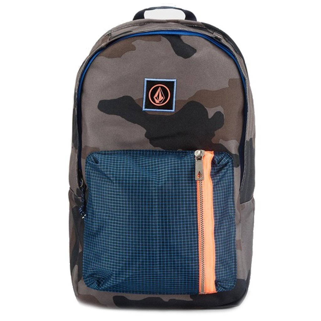 Volcom Smalls Men's Backpack Blue/Black