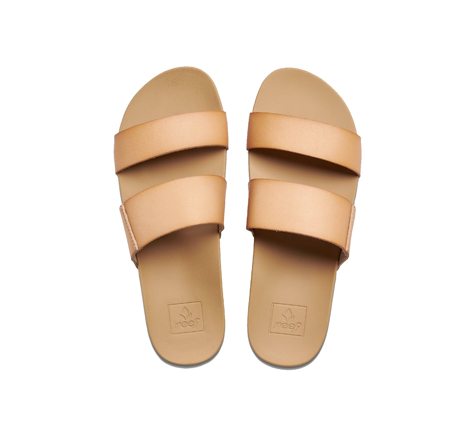 Reef Cushion Bounce Vista Women's Sandals Natural