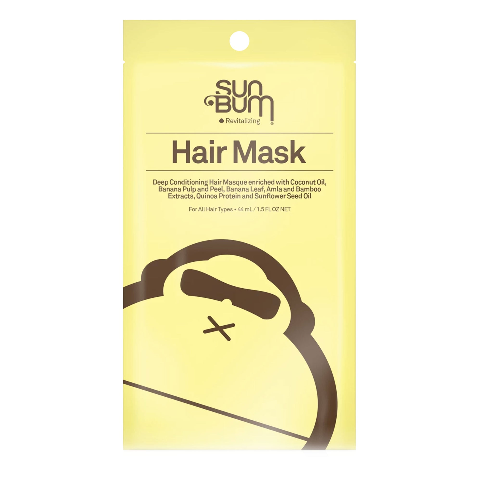 Sun Bum Revitalizing Deep Conditioning Mask