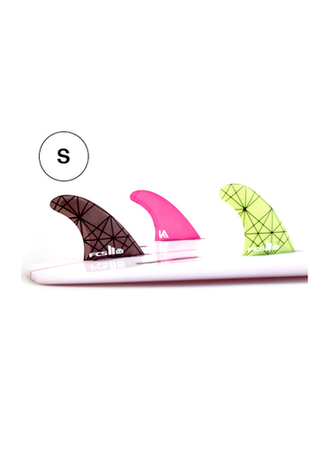 FCS II KA PC Small Tri Fin Set