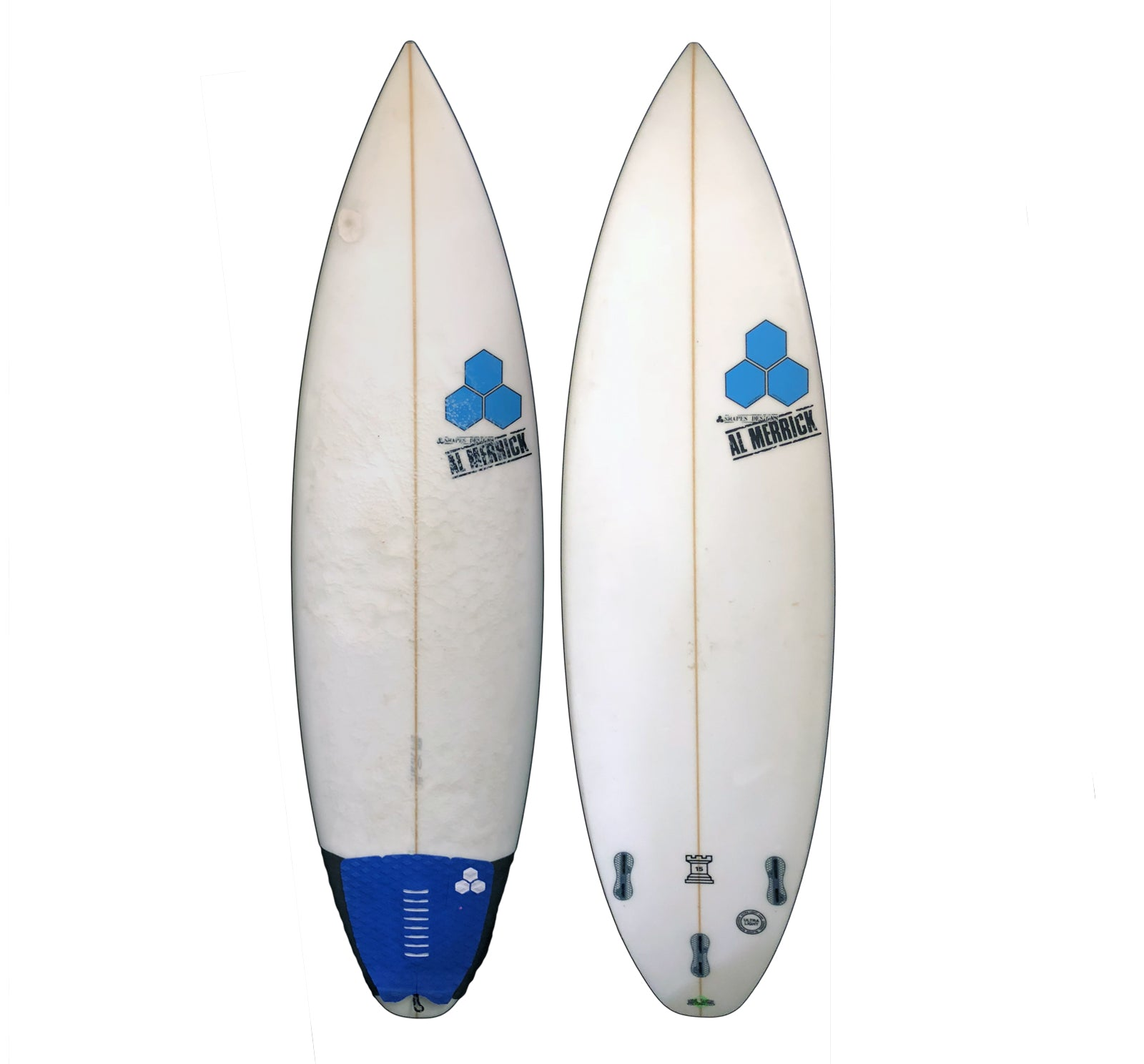 Channel Islands Rook 15 6'0 Used Surfboard
