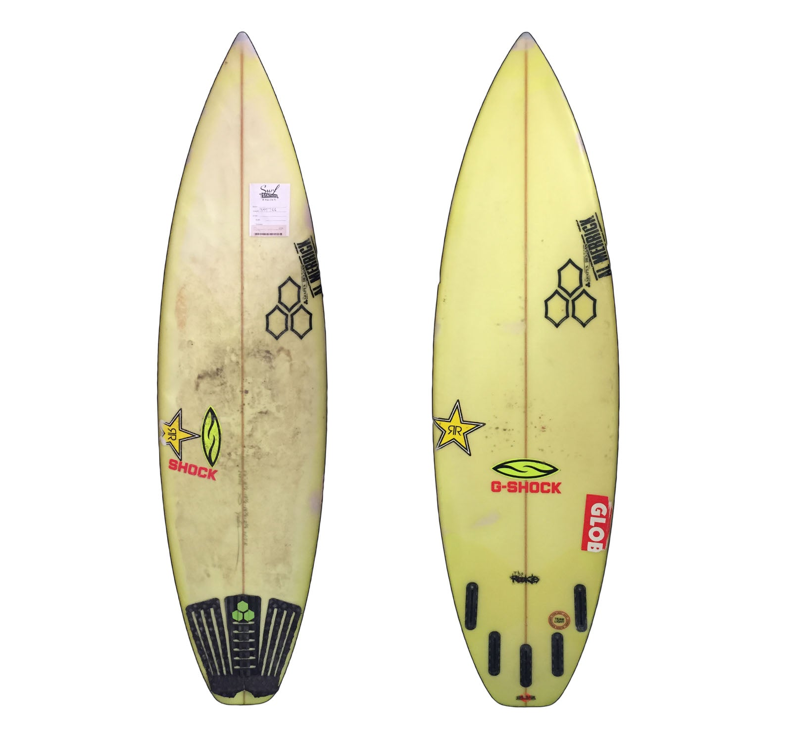 Channel Islands Rookie 5'11 Used Surfboard