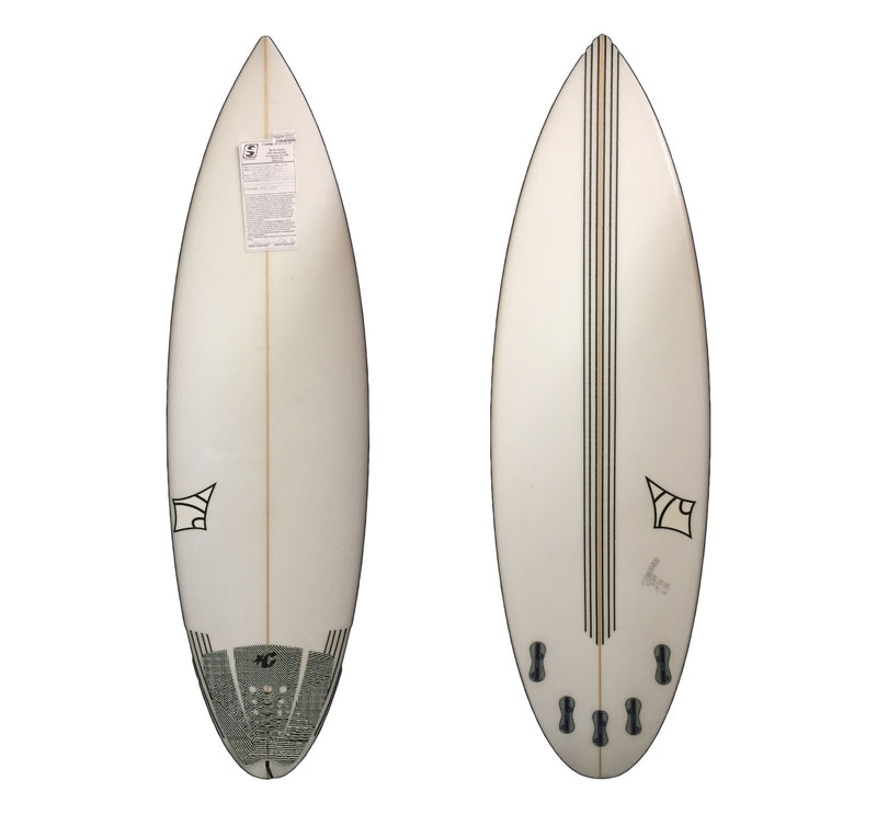 Dominion 5'10 Used Surfboard