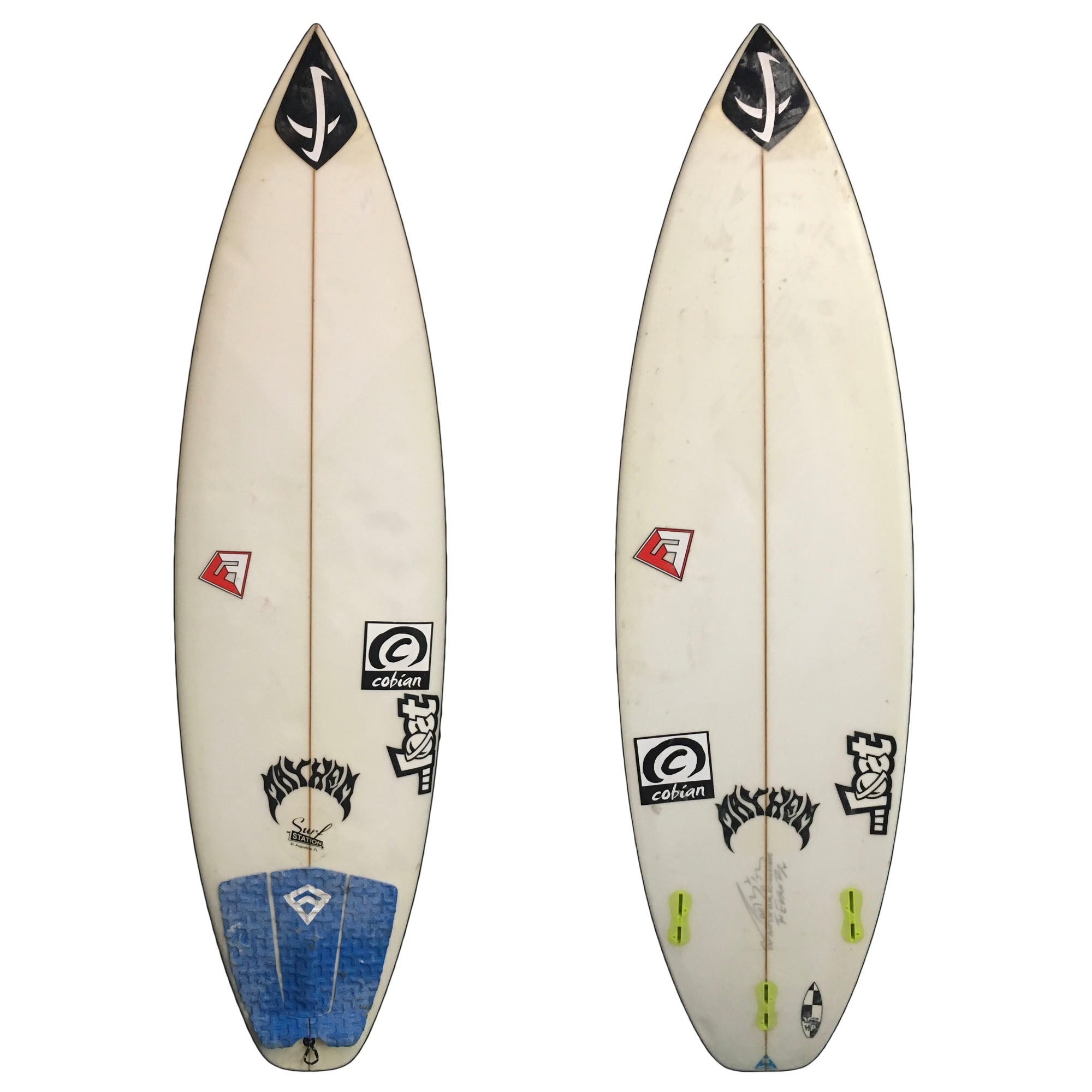 Lost V2 HP 5'9 1/2 Used Surfboard