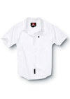 Quiksilver Soulbrother Youth Boy's S/S Button Up Shirt