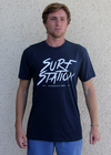 Surf Station The Bob Ross Men's S/S T-Shirt