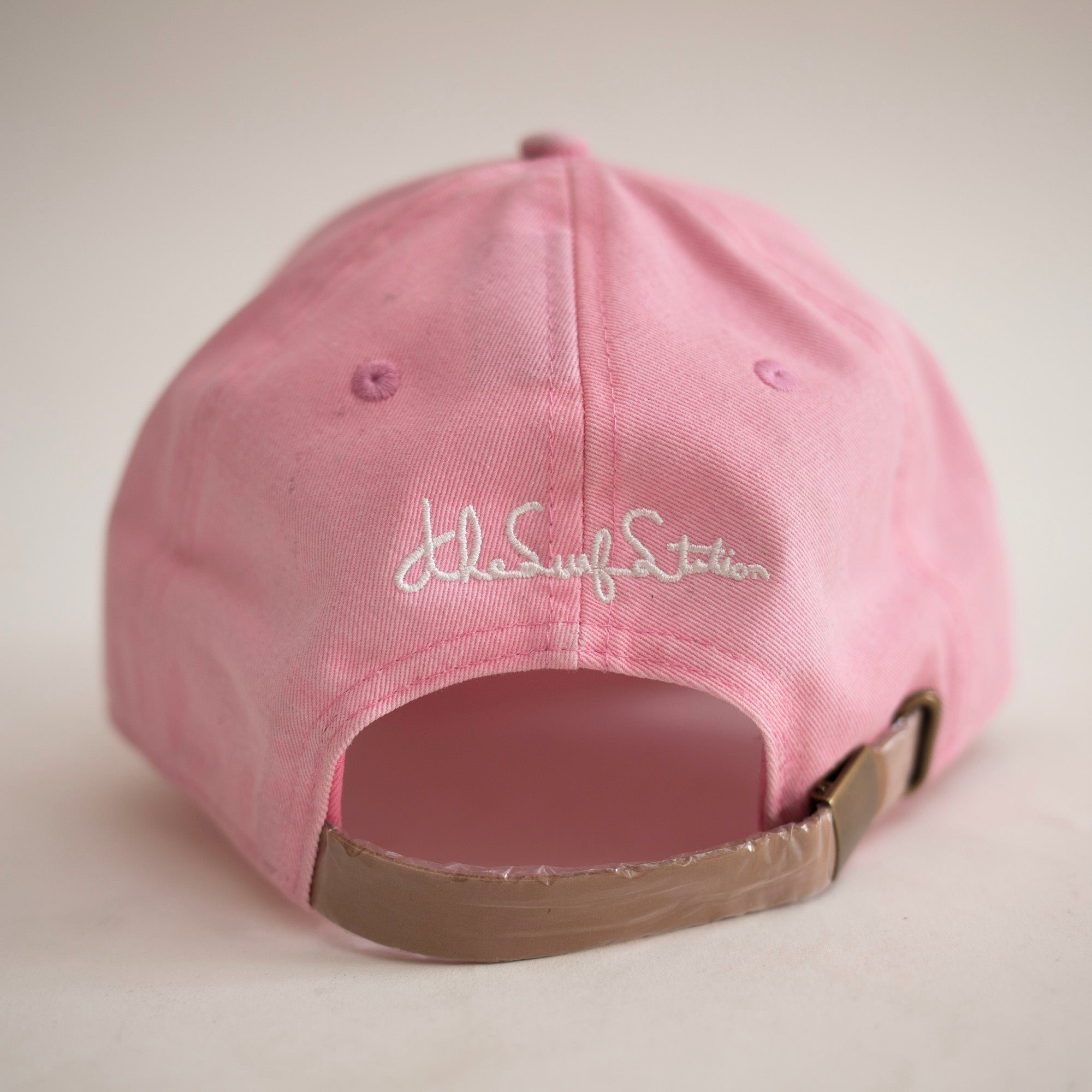 Surf Station The Code Women's Strap Buckle Hat