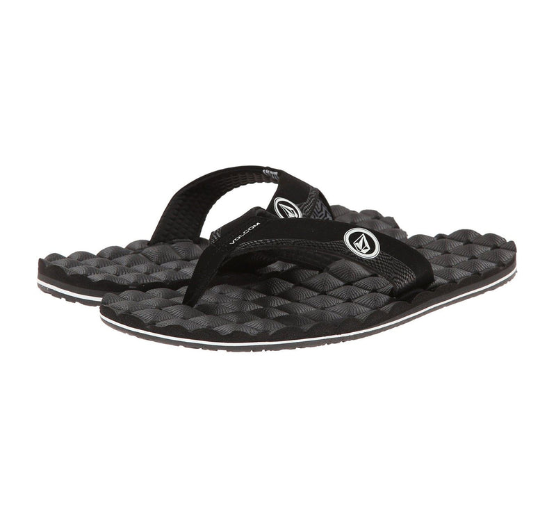 Volcom Recliner Youth Boy's Sandals