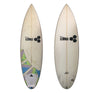Channel Islands Fred Rubble 5'8 x 18 3/8 x 2 1/8 23.2L Used Surfboard