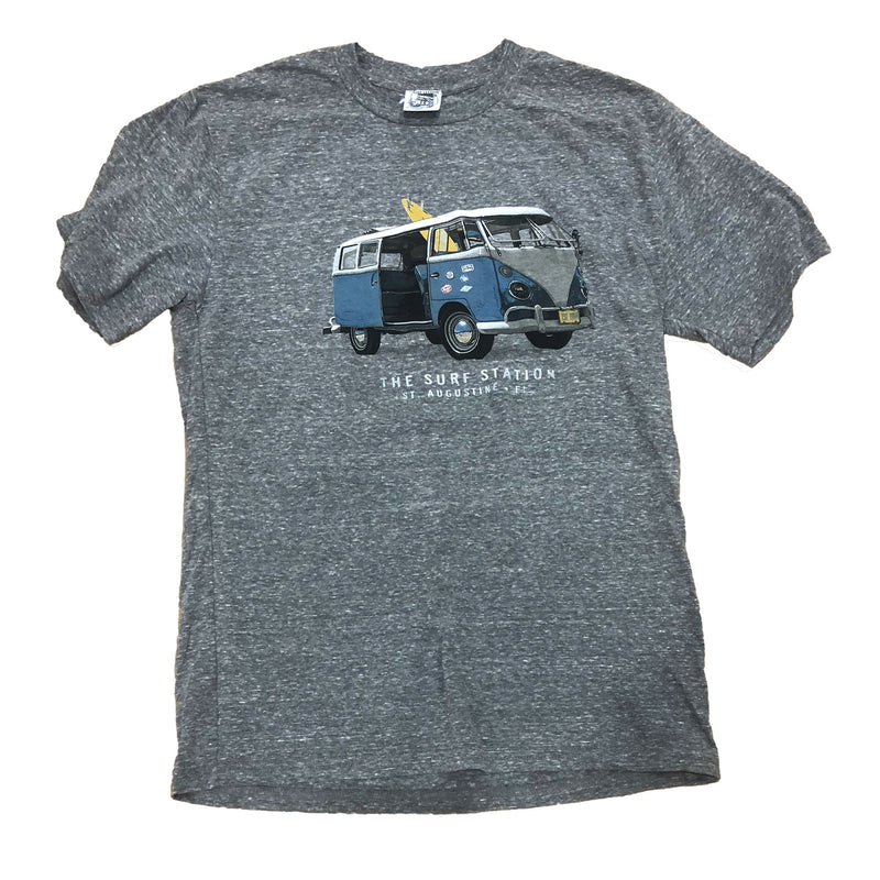 Surf Station Top-Notch Surf Van Men's S/S T-shirt