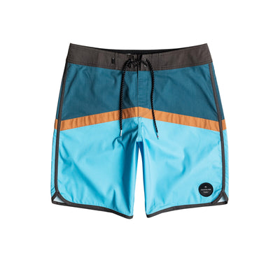 Quiksilver Crypto Scallop Men's Boardshorts