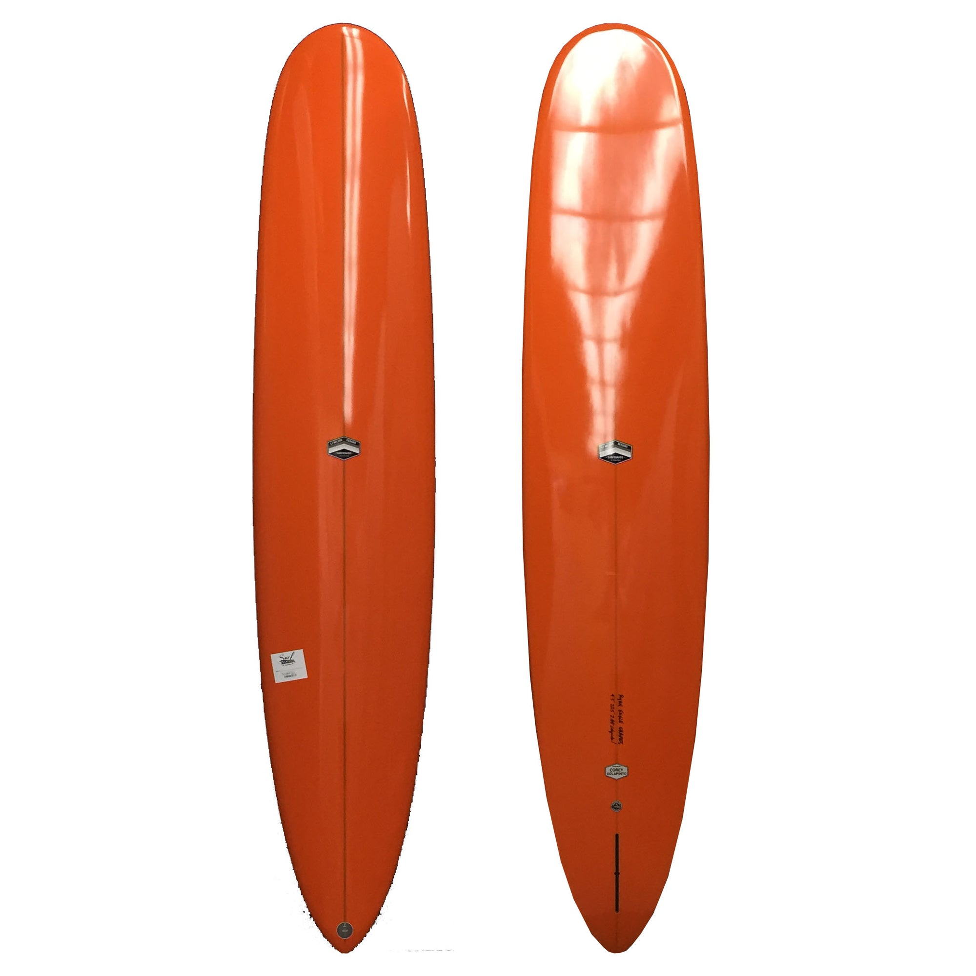 Carve Sports CJ Nelson Colapintail Longboard