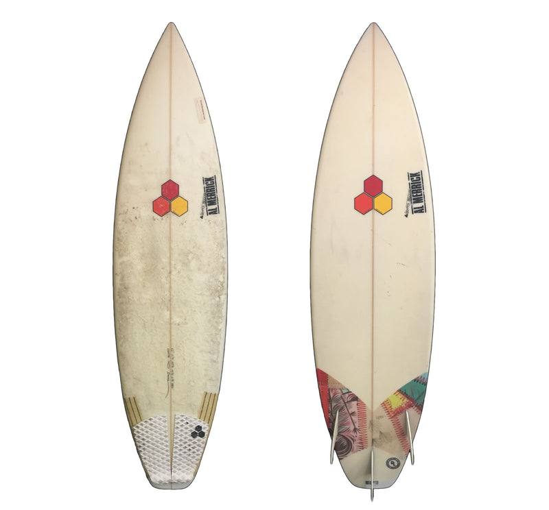 Channel Islands MB3 6'2 Used Surfboard - Sale