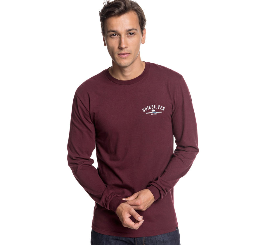 ec86fcc0b7d9 Men's Surf L/S T-Shirts | Captain Fin Co., Quiksilver, Rip Curl ...