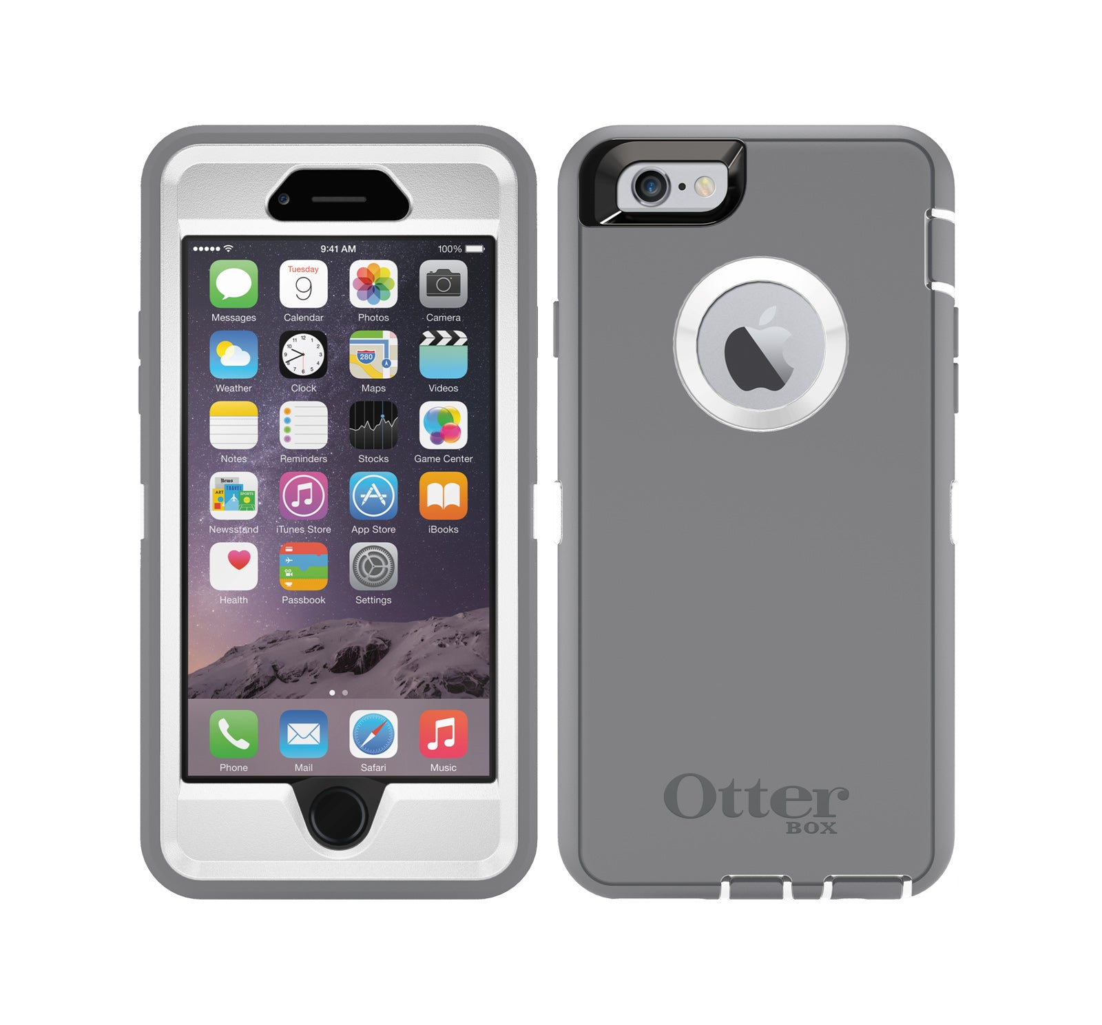 Otterbox Defender iPhone 6 Plus Case - Glacier - Surf Station Store 1a252426fb30